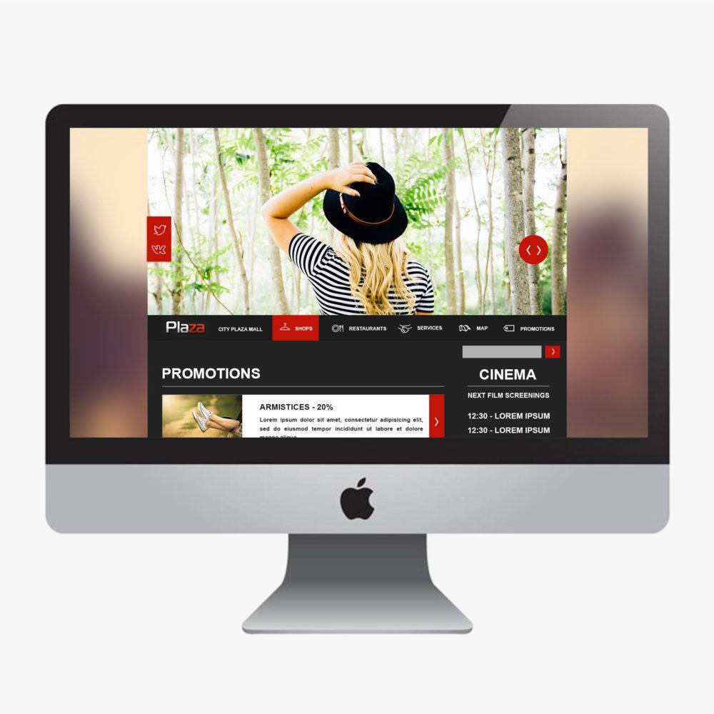 site webdesign plaza 66