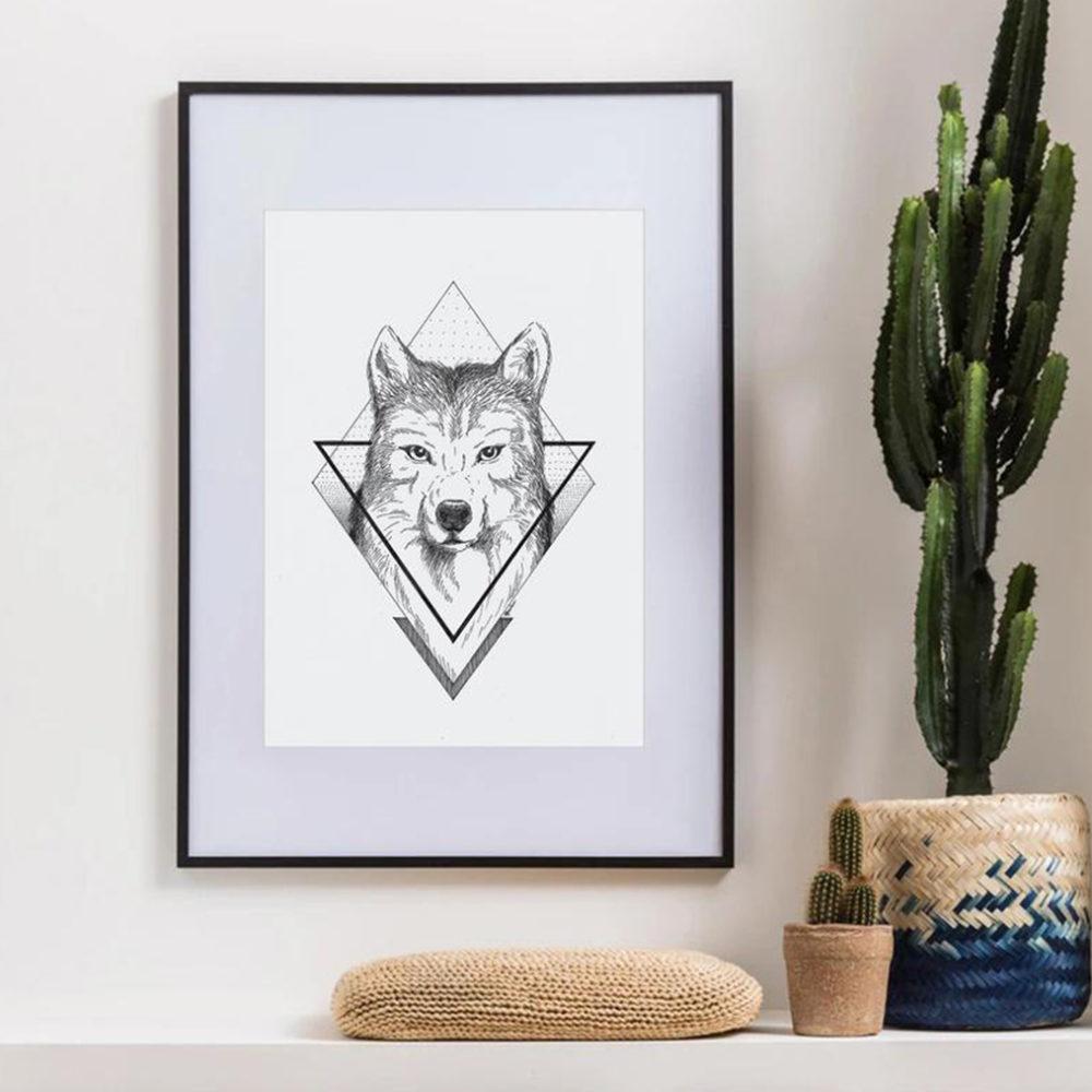 illustration-loup