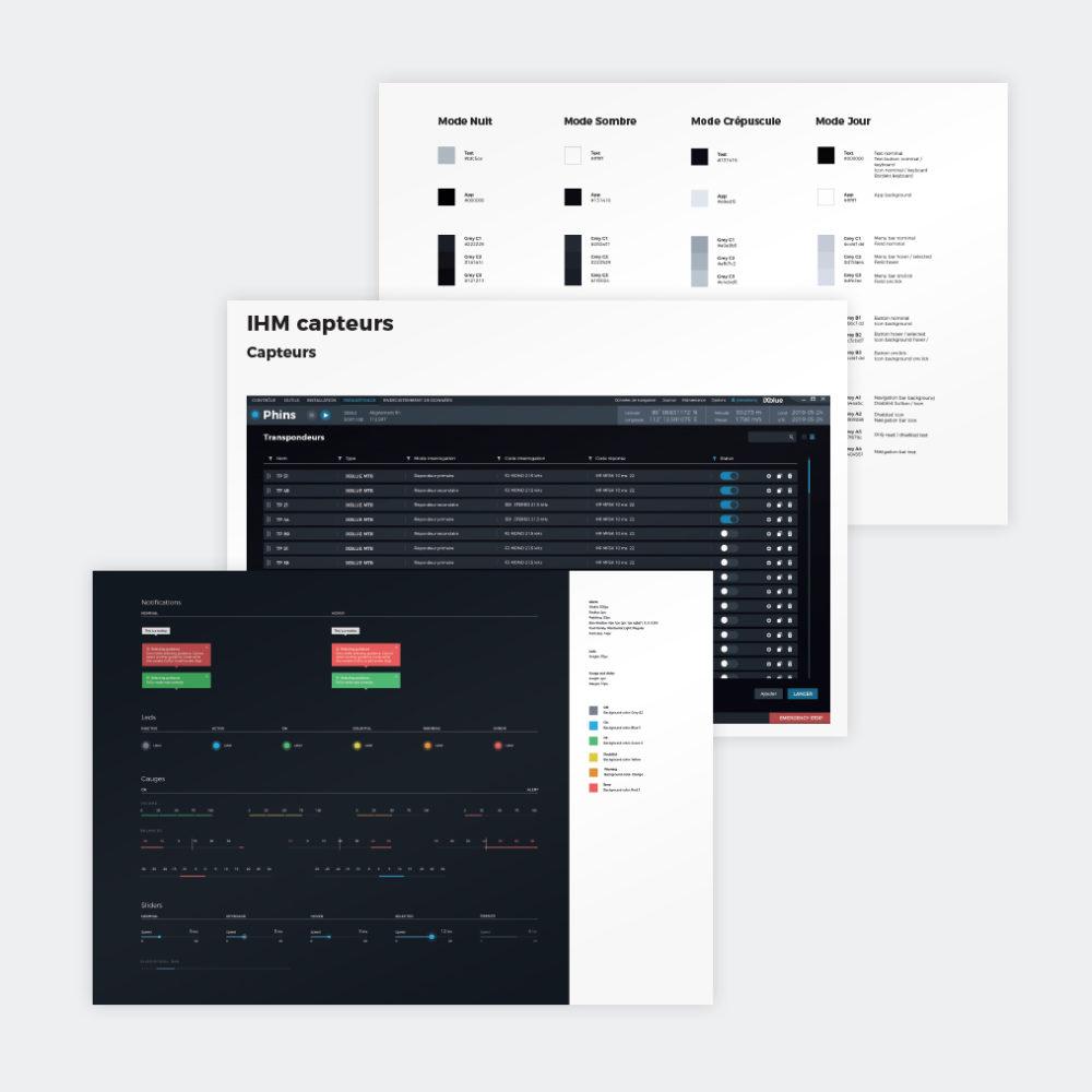 charte graphique logiciel