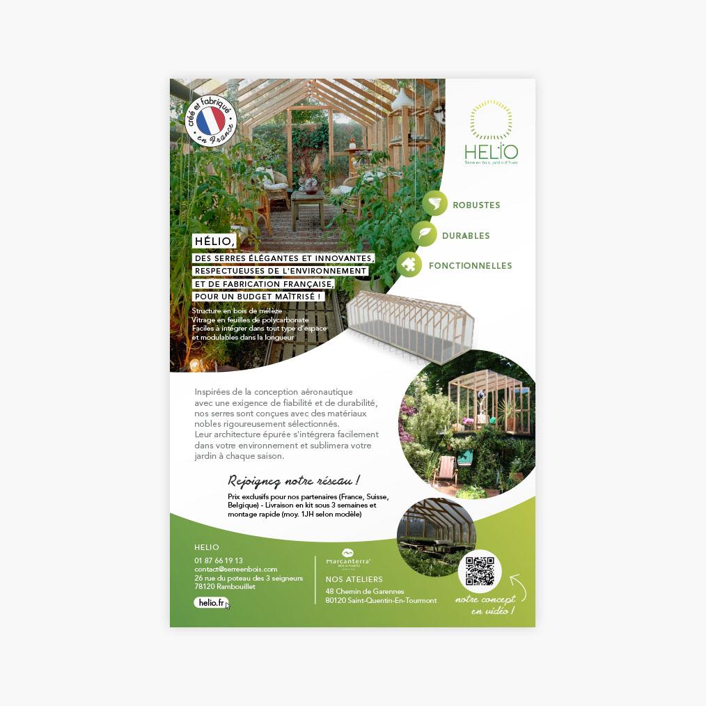 helio publicité encart maison et jardin