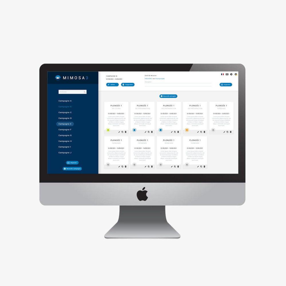 webdesign logiciel