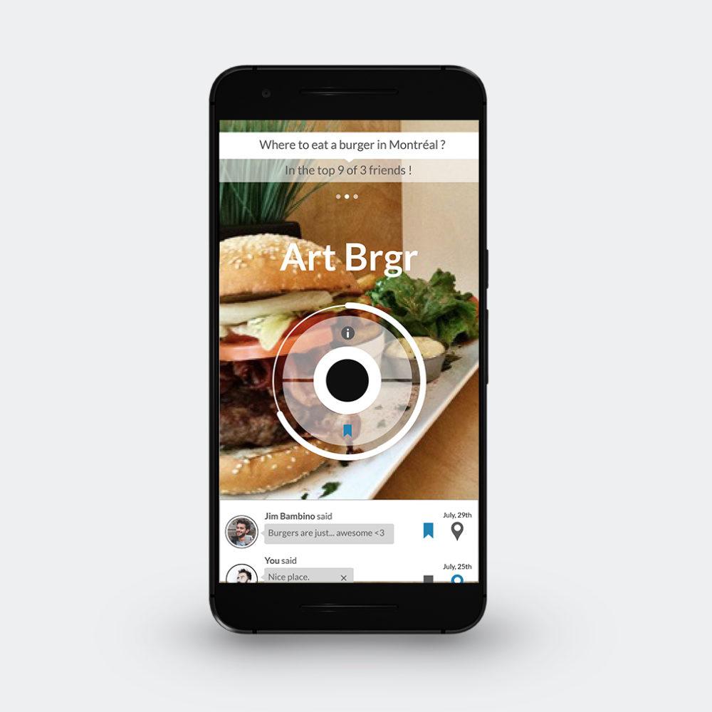 webdesign app quebec proposition