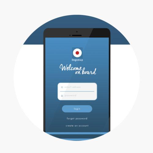 vido motion design app mobile degemap